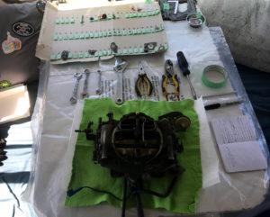 Generic Van Life - Albuquerque Dirty Carburetor | Generic Van Life
