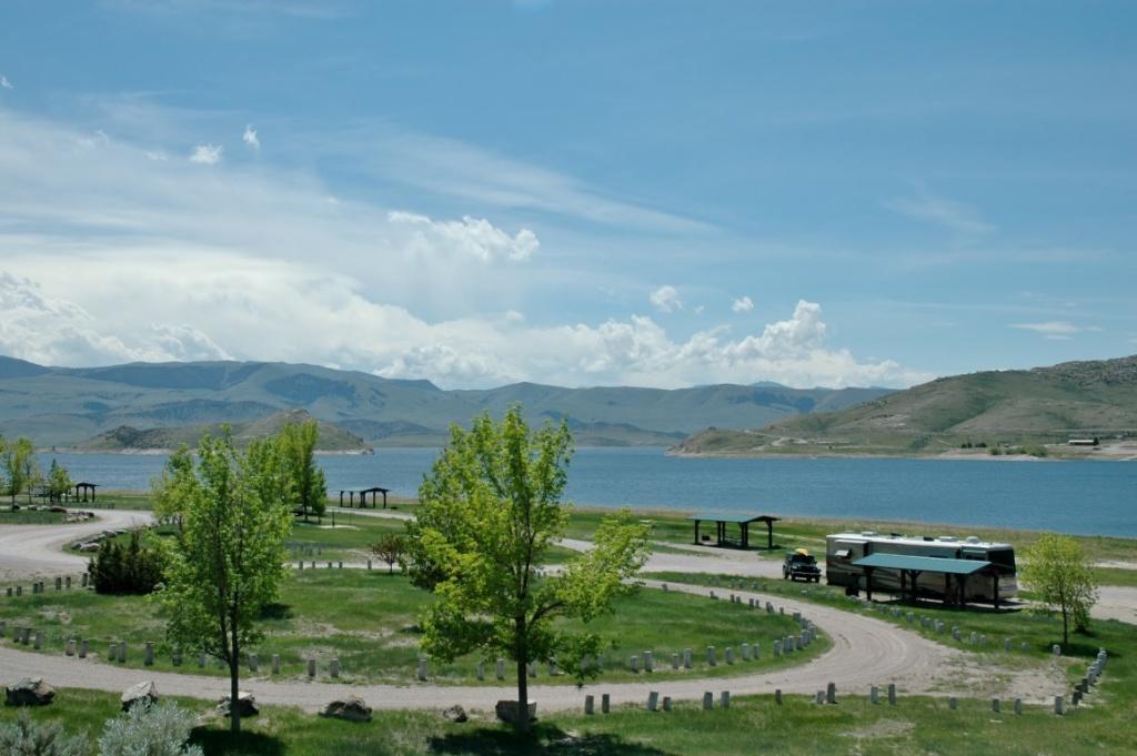 Beaverhead Campground Montana