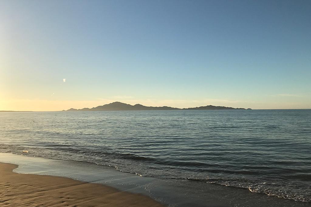 Generic Van Life – Camping Spot – Islandia Marina Bahia Kino Sonora Mexico – Beach