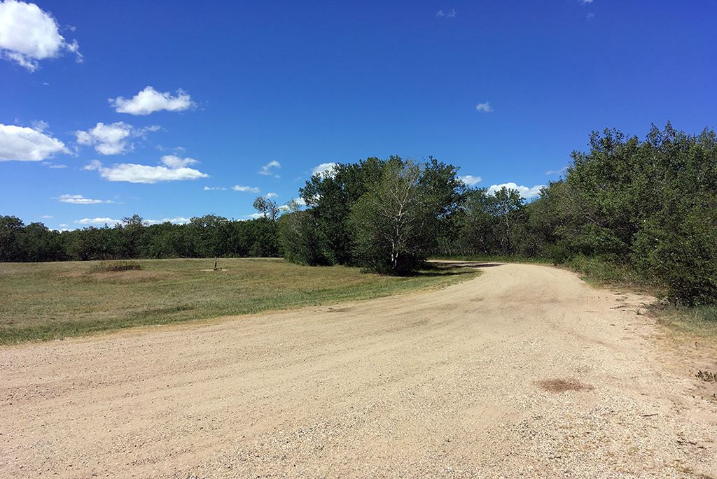 Generic-Van-Life-Camping-Spot-Harris-Rest-Area-Saskatchewan-Road