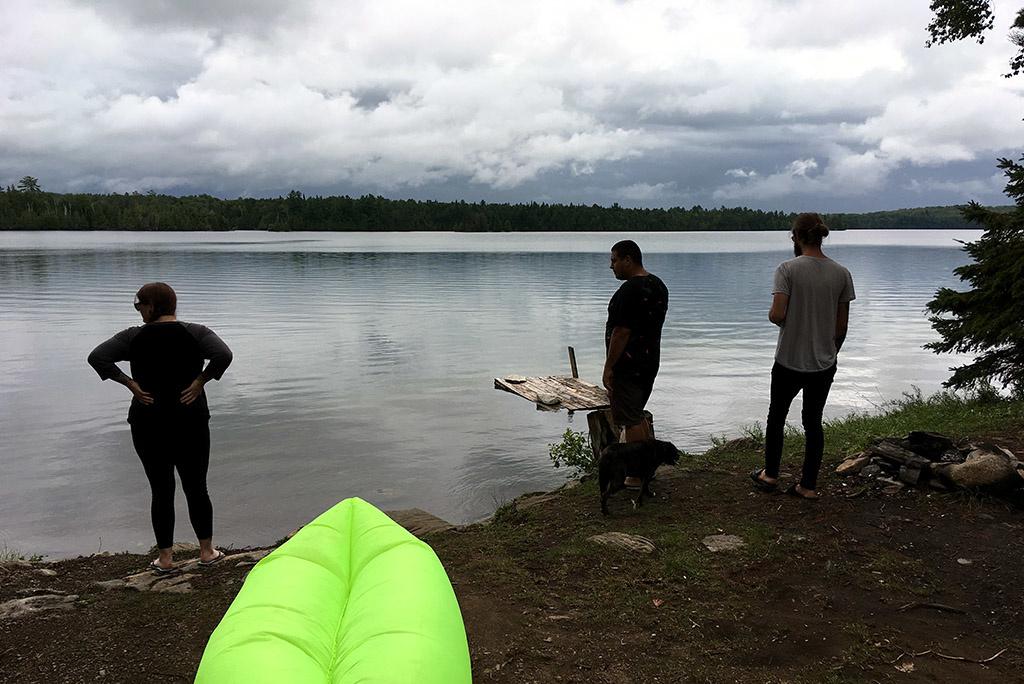 Generic Van Life - Southern Ontario Cashel Lake