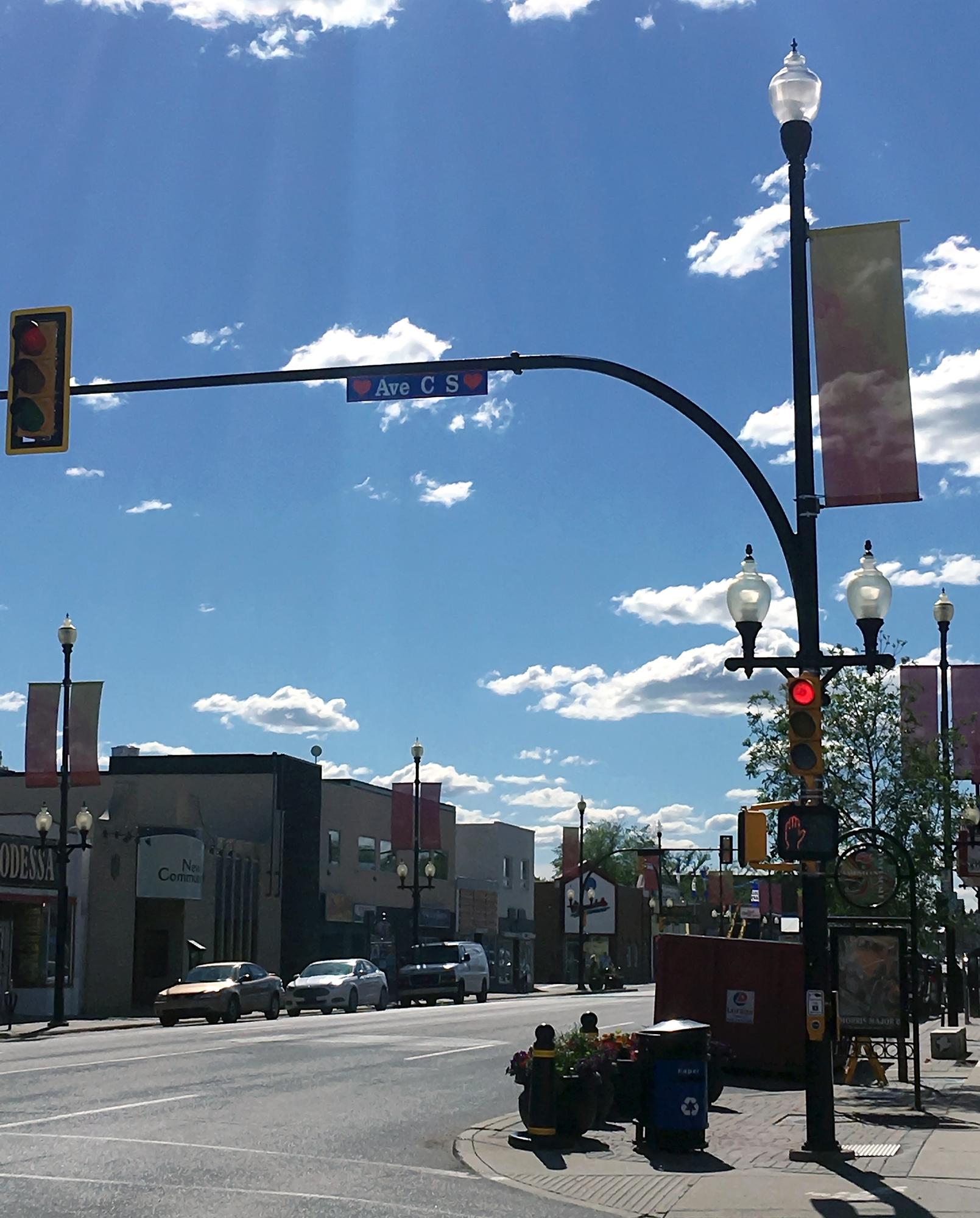 Generic Van Life - Saskatchewan Saskatoon Ave C