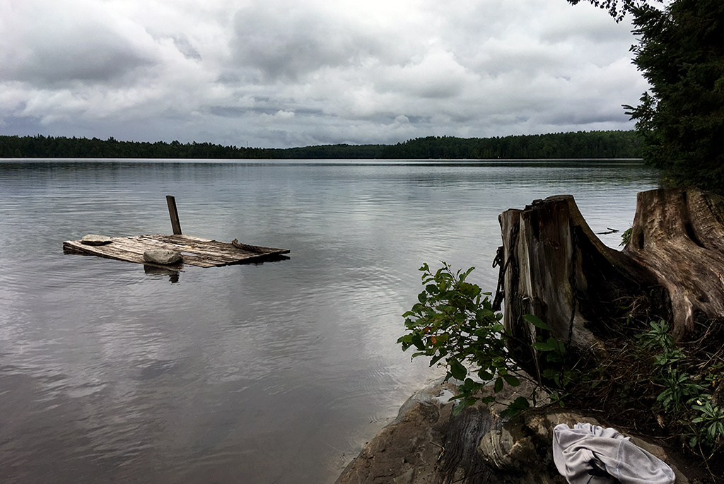 Generic-Van-Life-Cashel-Lake-Ontario-Dock