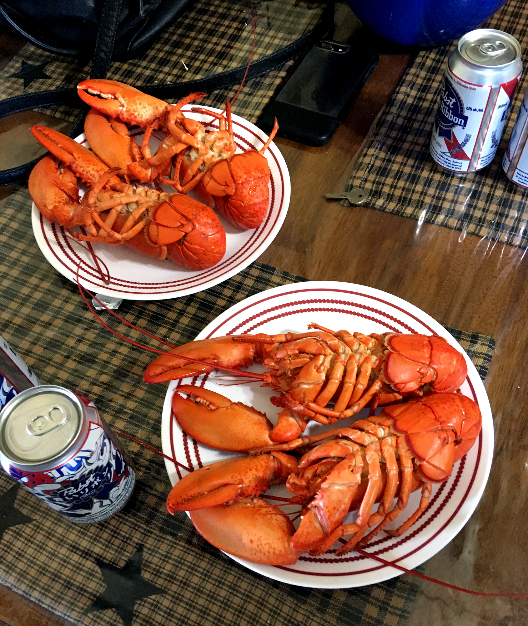 Generic Van Life - Lobster Land PEI Lobster Supper