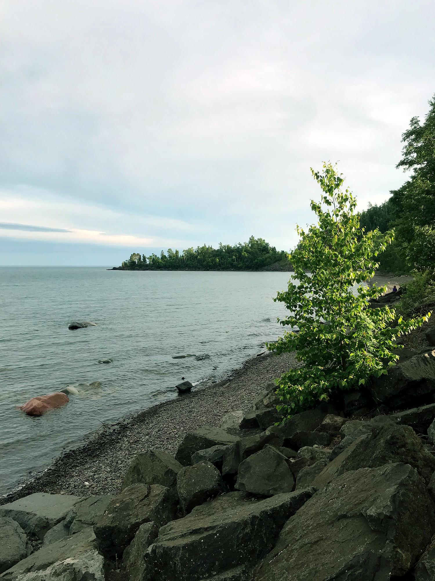 Generic Van Life - Minnesota Lake Superior