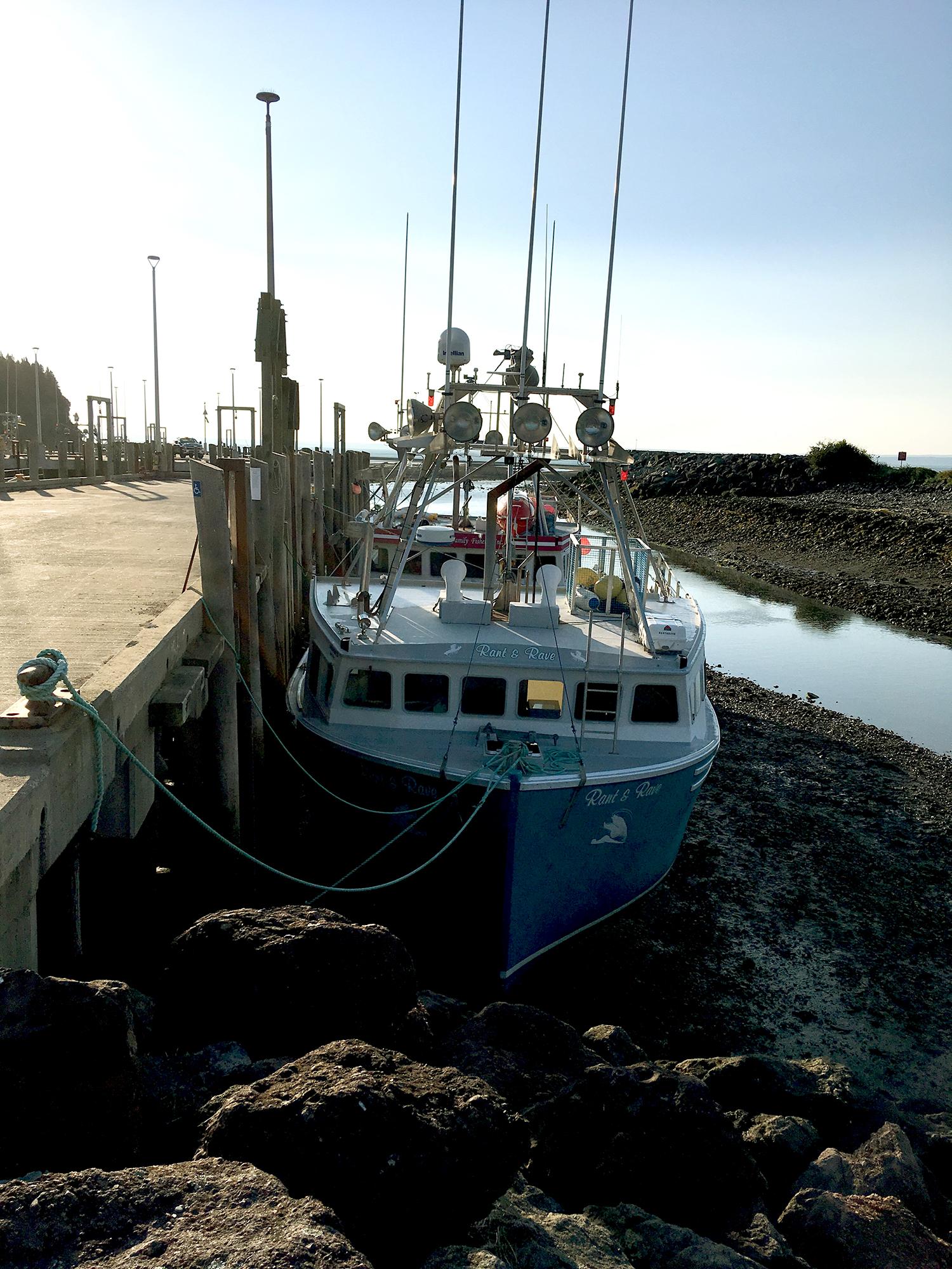 Generic Van Life - New Brunswick Tides Alma Boats