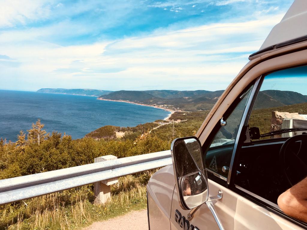 Generic Van Life - Cape Breton Winding Trail