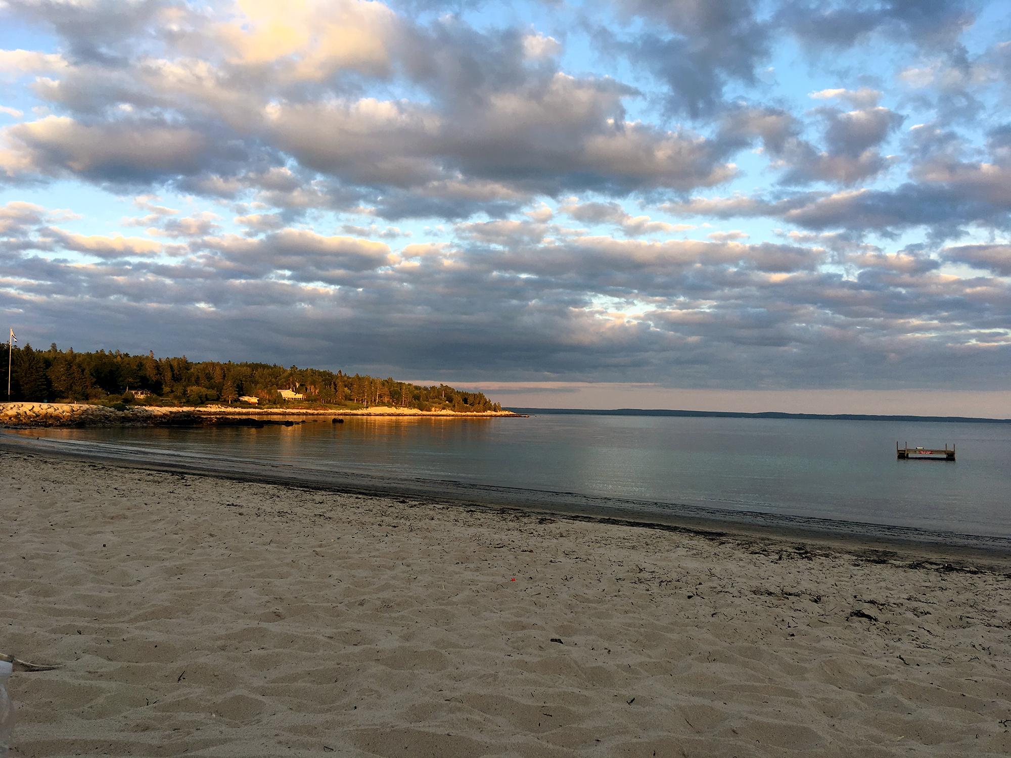 Generic Van Life - Mainland Nova Scotia Hubbards Beach
