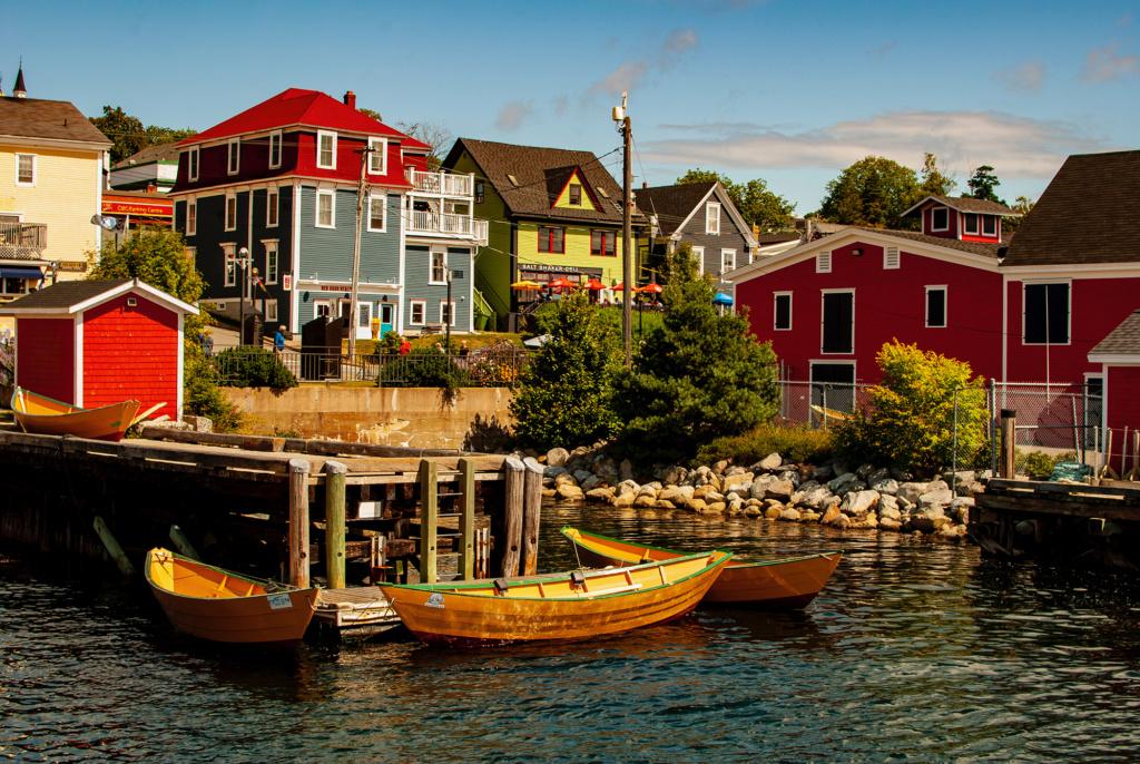 Generic Van Life - Mainland Nova Scotia Lunenburg