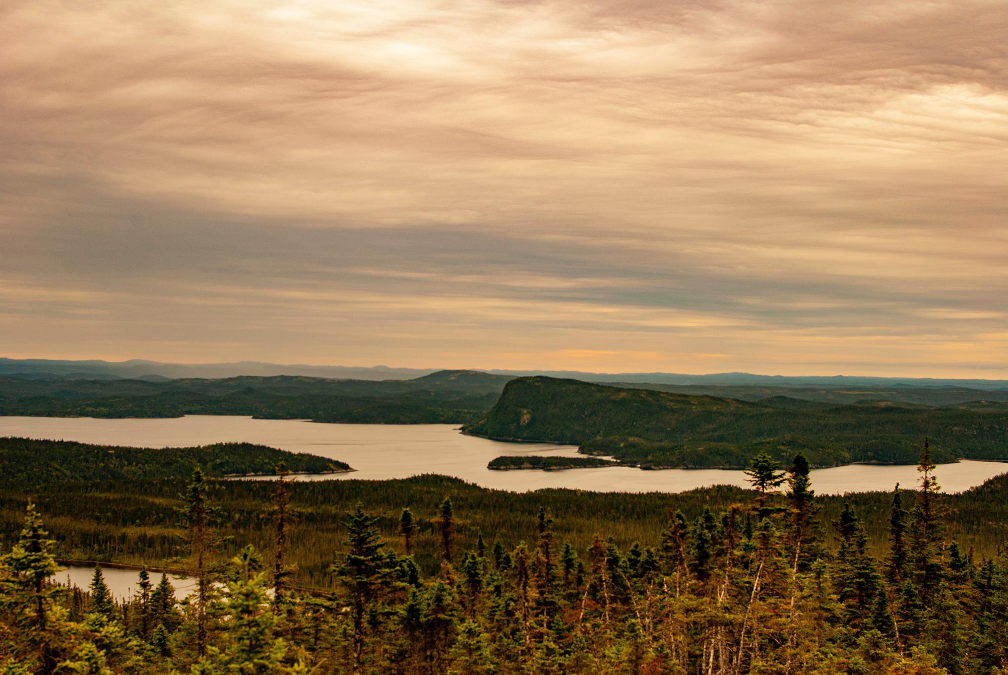 Generic Van Life - Newfoundland Terra Nova Blue Hill