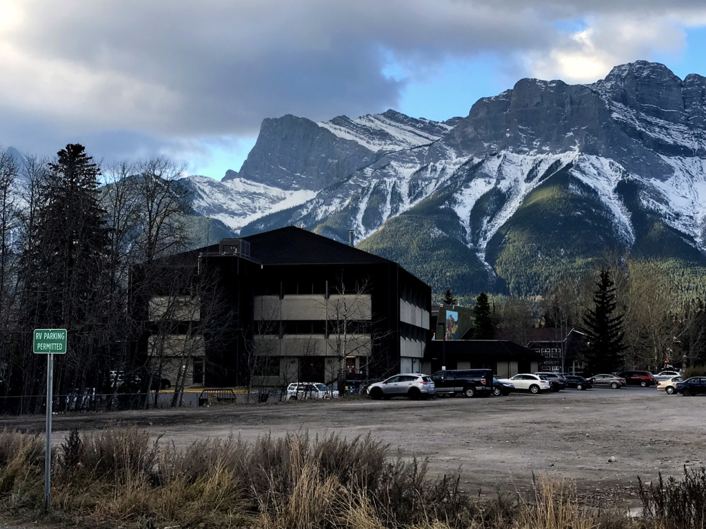 Generic-Van-Life-Camping-Spot-Downtown-Canmore-Parking-Alberta-Elevation-Place