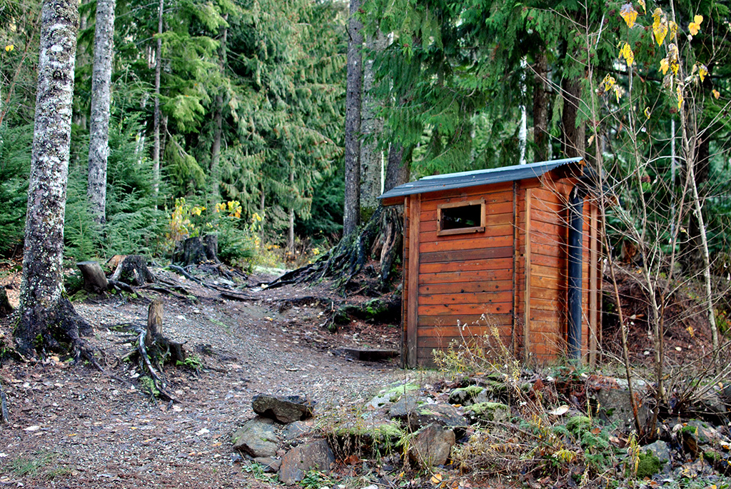 Generic-Van-Life-Jones-Lake-British-Columbia-Outhouse