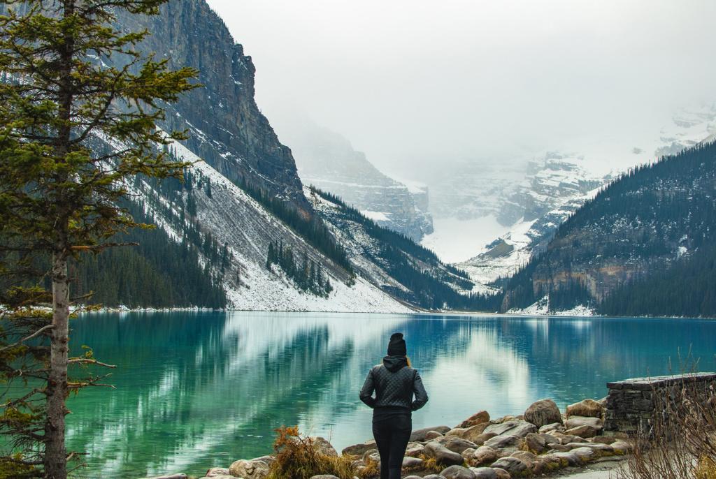 Generic Van Life - Banff Canmore Lake Louise