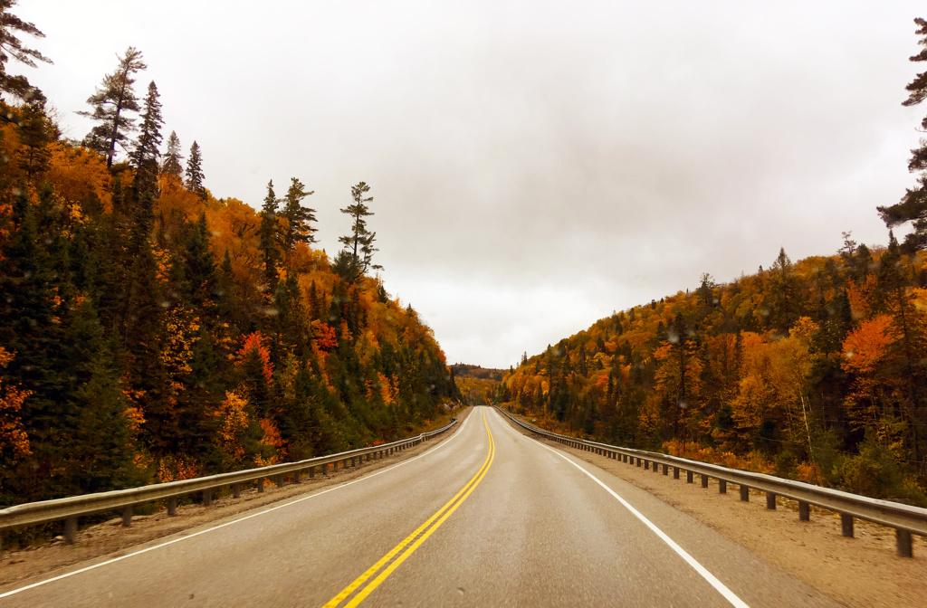 Generic Van Life - Northern Ontario Drive