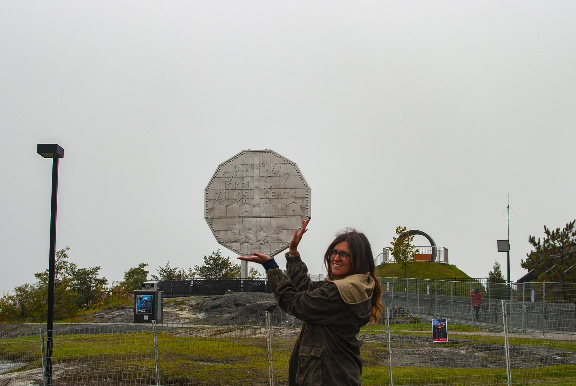 Generic Van Life - Northern Ontario Sudbury Big Nickel