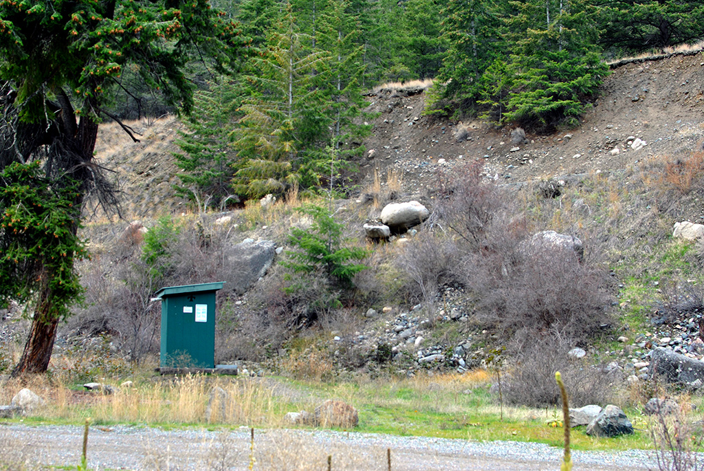 Generic-Van-Life-Tunnel-Mountain-British-Columbia-Outhouse