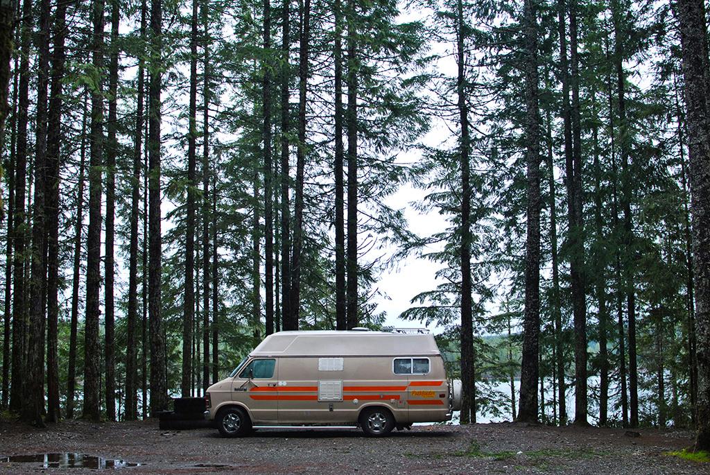 Generic-Van-Life-Camping-Spot-Long-Point-British-Columbia-Campsite