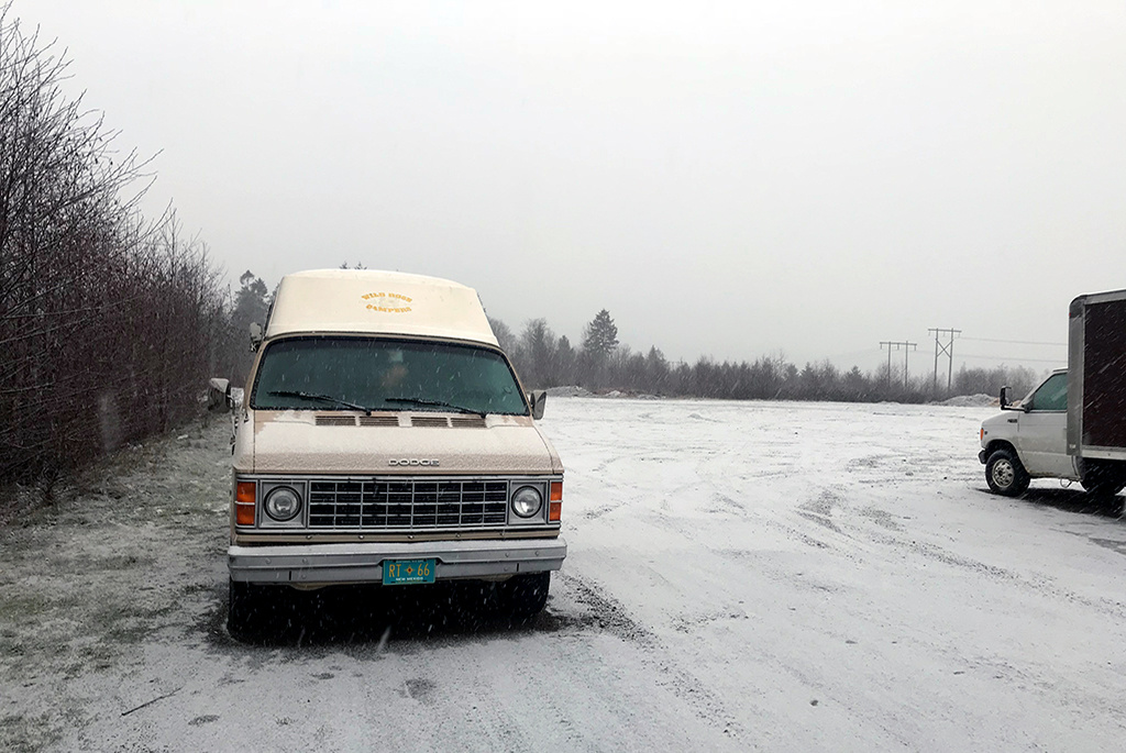 Generic-Van-Life-Camping-Spot-Island-Highway-Shell-British-Columbia-Van
