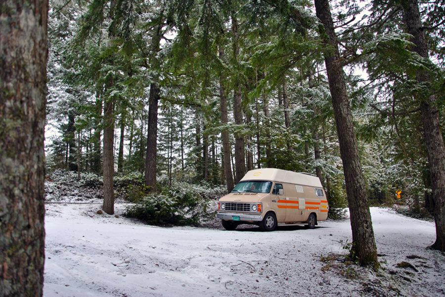 Generic-Van-Life-Camping-Spot-Echo-Lake-British-Columbia-Spot