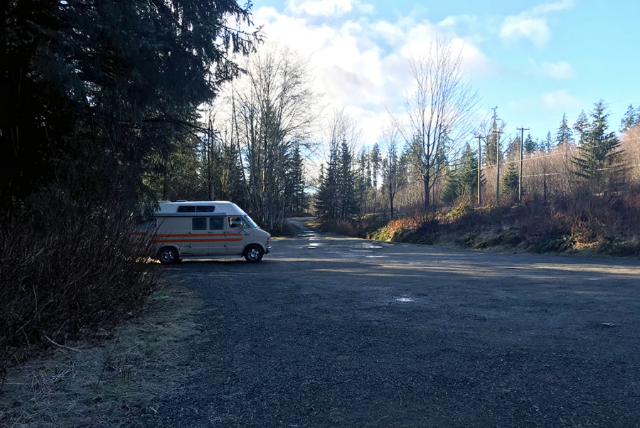 Generic-Van-Life-Camping-Spot-Ripple-Rock-Trailhead-British-Columbia-Lot