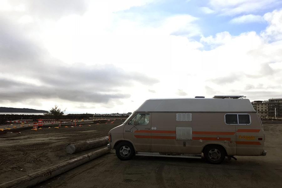 Generic-Van-Life-Camping-Spot-Roberts-Reach-British-Columbia-Van