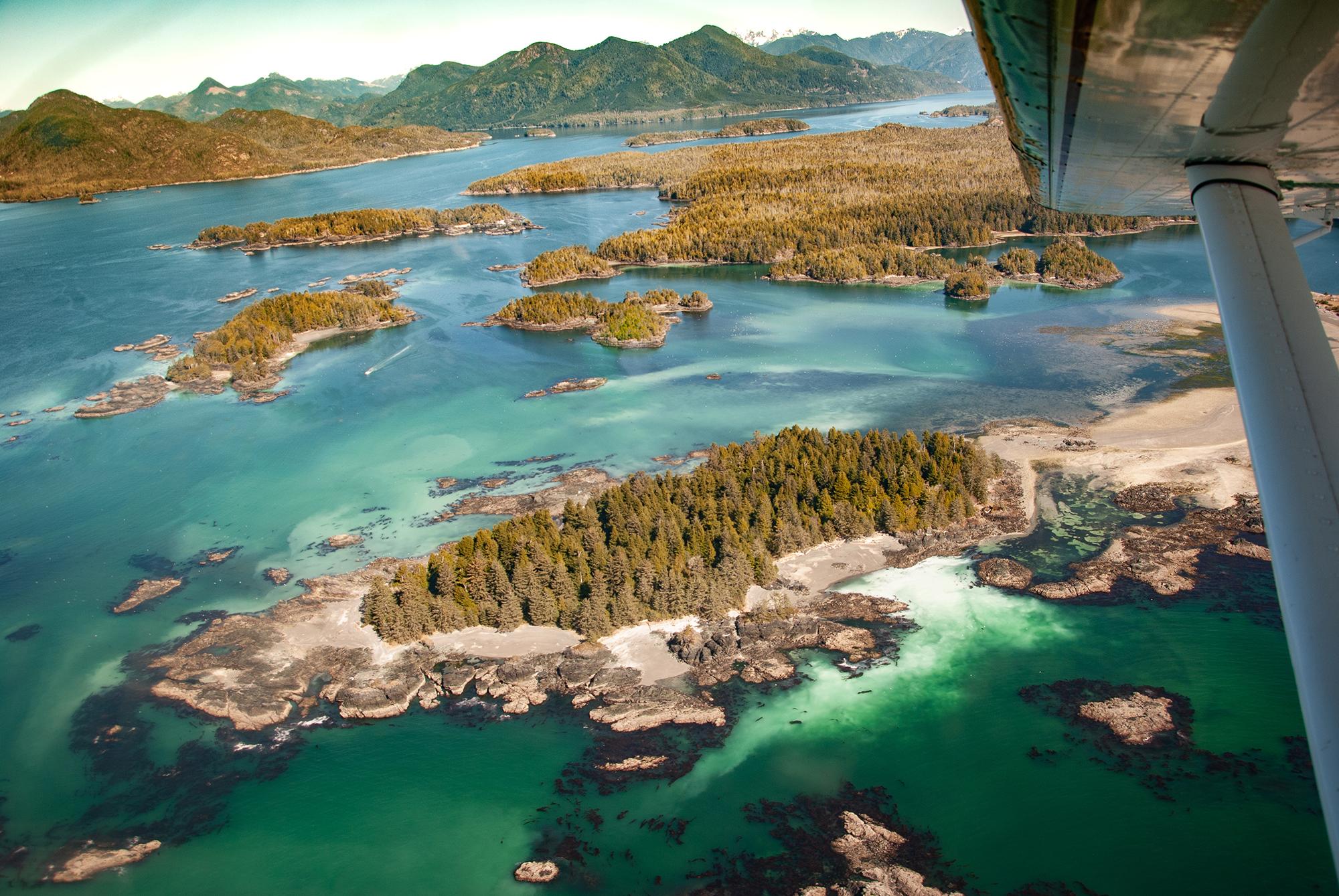 Generic Van Life - The Ultimate Vancouver Island Road Trip - Nootka Sound