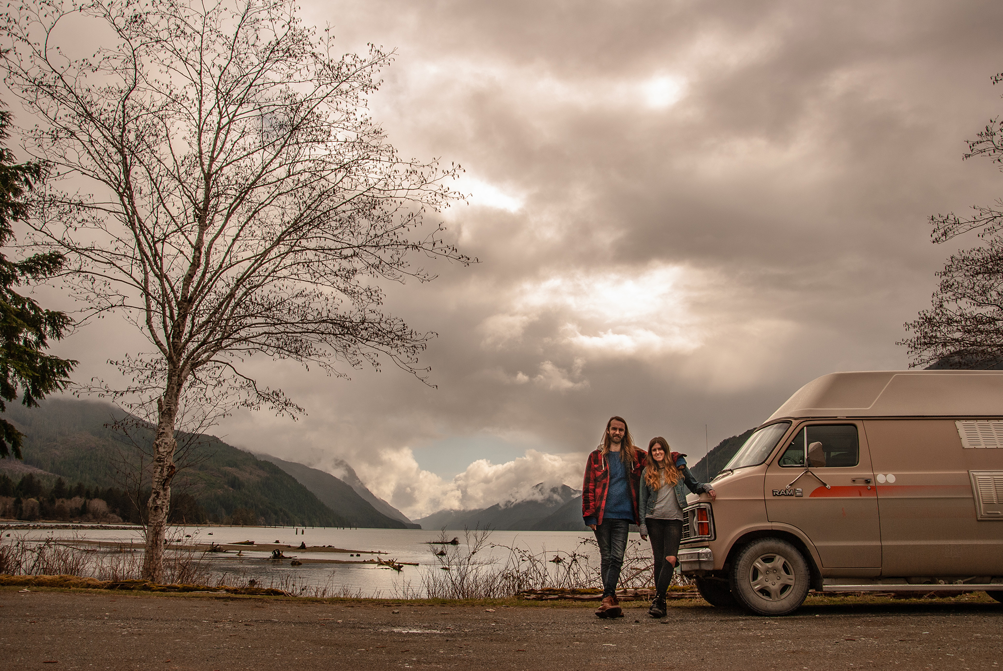 Generic Van Life - The Ultimate Vancouver Island Road Trip - Tahsis Inlet