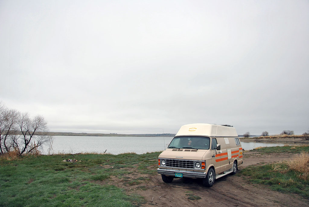 Generic Van Life - Dippin Back Down to the USA - Grayrocks Reservoir