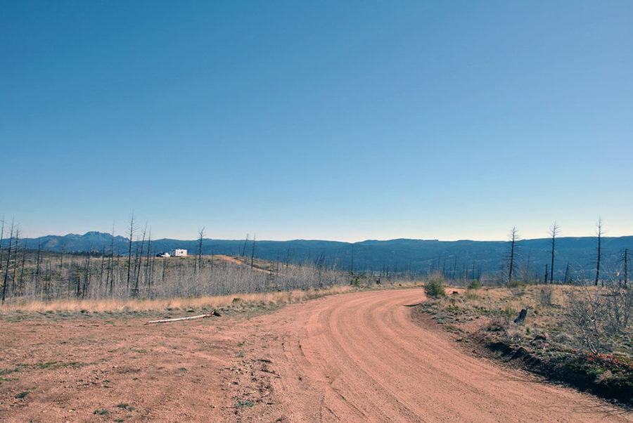 Generic-Van-Life-Camping-Spot-Rule-Creek-Trail-Colorado-Mountains