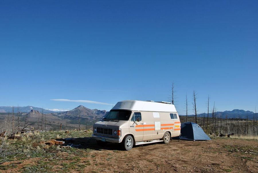 Generic-Van-Life-Camping-Spot-Rule-Creek-Trail-Colorado-Van