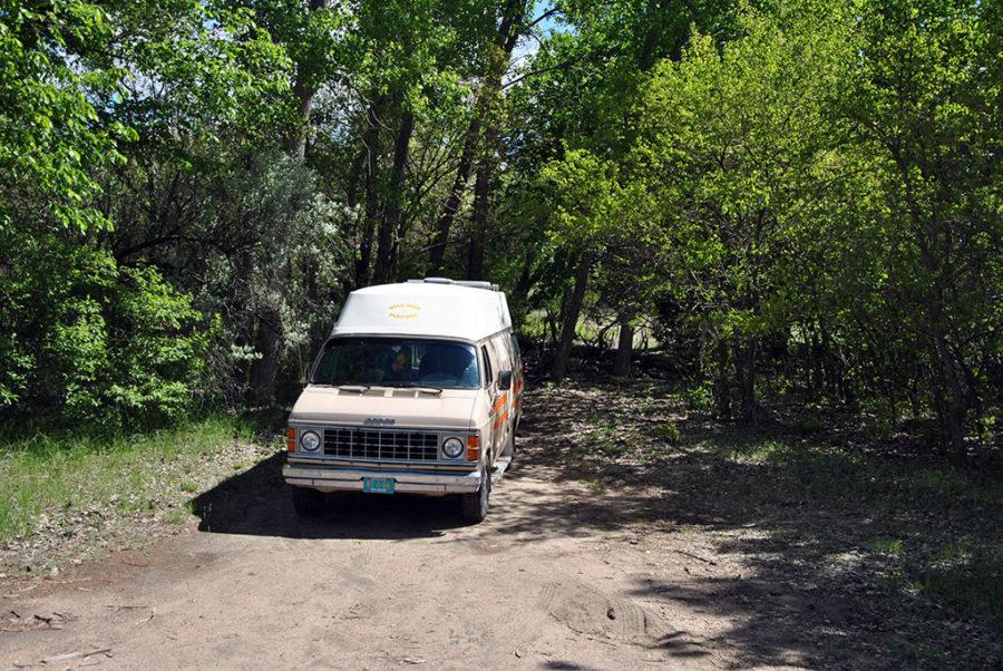 Generic-Van-Life-Camping-Spot-Blue-Hole-WMA-Nebraska-Spot