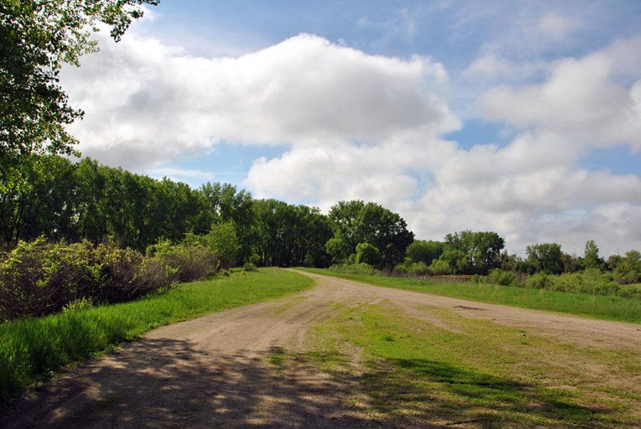 Generic-Van-Life-Camping-Spot-Elk-Creek-Marsh-Iowa-Turnout