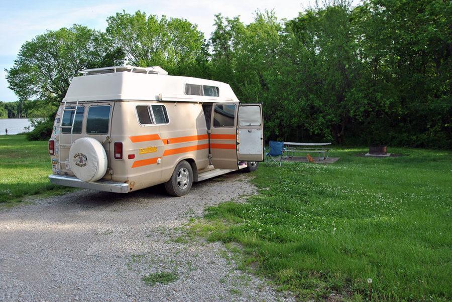 Generic-Van-Life-Camping-Spot-Louisburg-Middle-Creek-Kansas-Campsite
