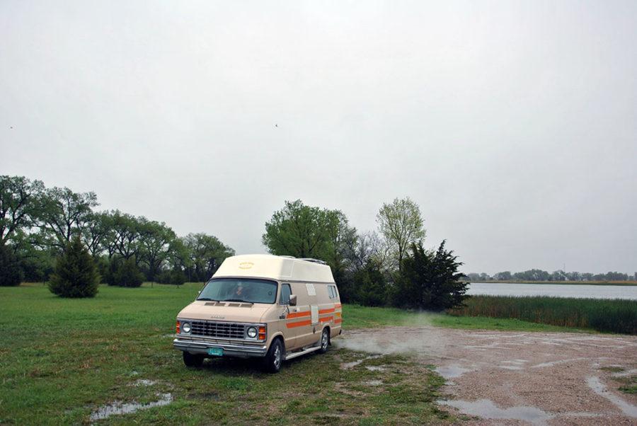 Generic-Van-Life-Camping-Spot-Pawnee-Slough-Nebraska-Turnout
