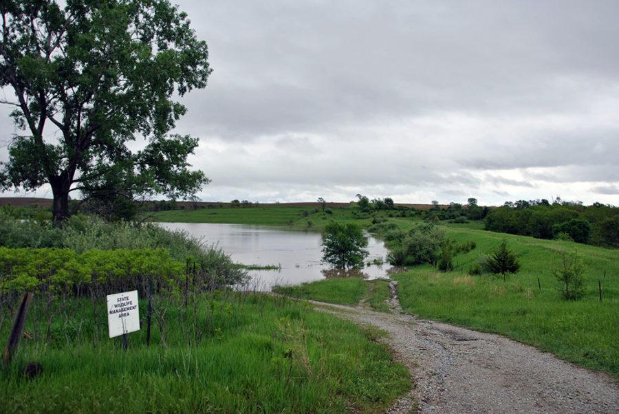 Generic-Van-Life-Camping-Spot-Wilson-Creek-WMA-Nebraska-Reservoir