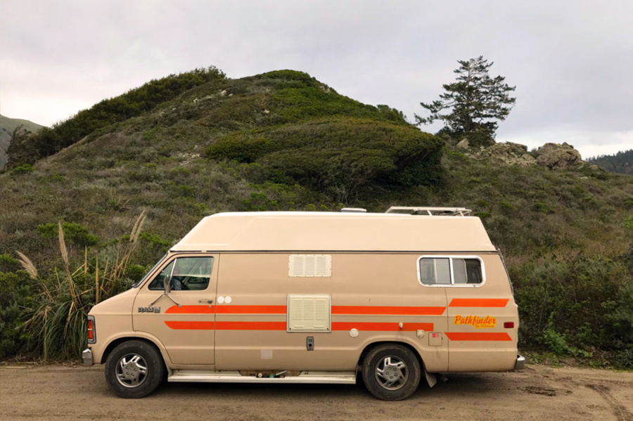 Generic-Van-Life-Should I Live in a Van - Big Sur